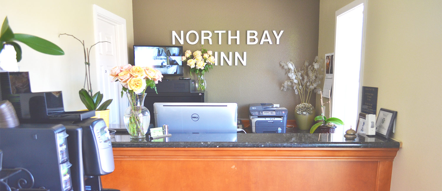 EXPERIENCE OUR CHARMING HOTEL IN SAN RAFAEL