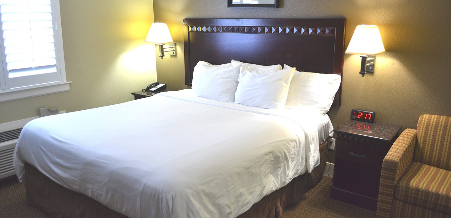 THE NORTH BAY INN IS A TOP-RANKED SAN RAFAEL HOTEL - PERFECT FOR BUSINESS OR LEISURE TRAVELERS